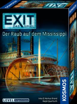 EXIT Der Raub auf dem Mississippi